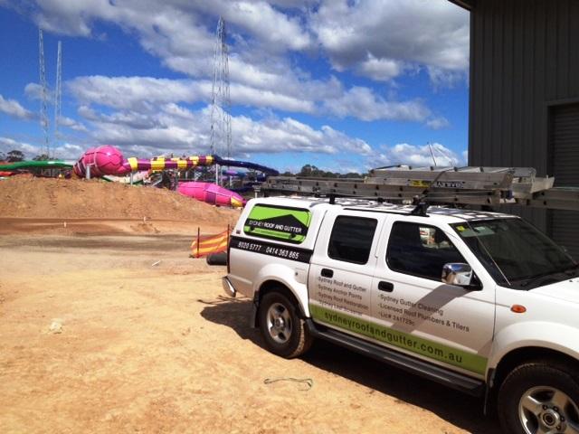 Wet & Wild Sydney - Safety Systems