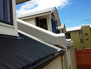 Parapet Capping in Alexandria, Sydney