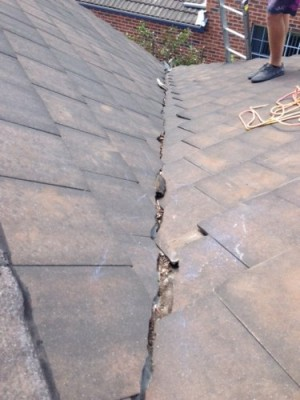 Sydney Roof Valley That Needs Repair
