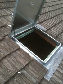 Safe Roof Access Hatches Amp Sydney Fall Protection